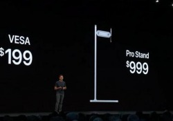 Apple, presentato il supporto per monitor da 999 dollari: la platea mormora Alla Worldwide Developer Conference, Apple ha svelato il nuovo Mac Pro e nuovi accessori. Ma il presso del Pro Stand ha destato qualche critica - CorriereTV