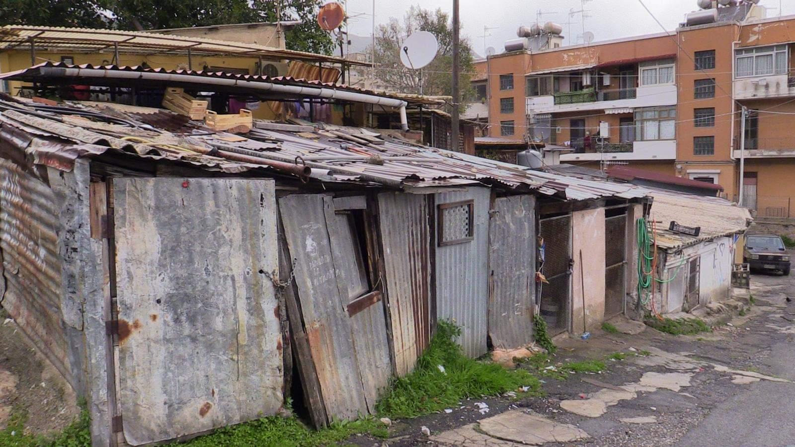 Nelle baraccopoli di Messina si vive sette anni in meno - Gazzetta del Sud