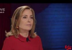 Barbara Palombelli si confessa in tv: «Ho subito molestie, ma non ho mai denunciato. Chi lo fa viene penalizzato sul lavoro» «Poi i molestatori quando li incontri fanno finta di niente» - CorriereTV