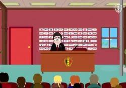 Belgio, le convocazioni dell'Under 21 in stile South Park La Federazione del Belgio spicca per originalità - Dalla Rete