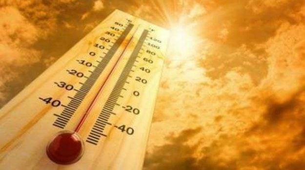 caldo, ferragosto, Sicilia, Meteo