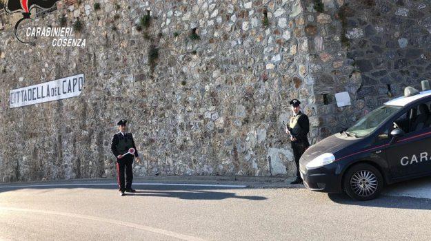 furto diamante, Cosenza, Calabria, Cronaca