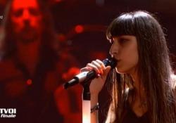 Carmen Perri vince «The Voice of Italy 2019» La concorrente, minorenne, non era presente al momento della proclamazione avvenuta dopo la mezzanotte - CorriereTV