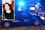 Incidente mortale a Sant'Agata di Militello, donna esce da un locale e viene travolta da un'auto