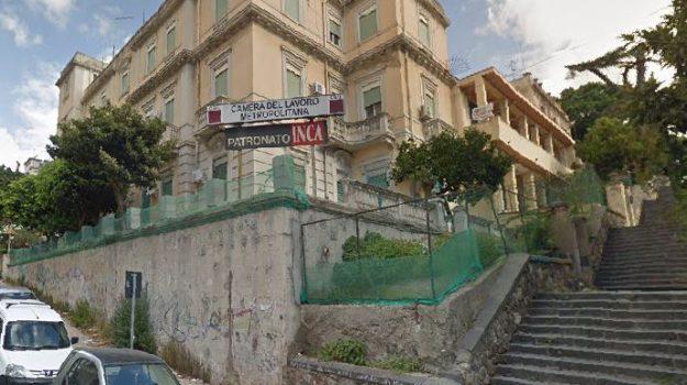 furto cgil messina, Messina, Sicilia, Cronaca
