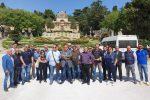 Cimiteri chiusi nel pomeriggio a Messina, protestano gli impresari funebri - Foto