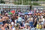 Concerto di Ligabue a Messina, l'attesa dei fans davanti ai cancelli del San Filippo - Foto
