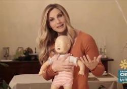 Così salvi il tuo bambino: come fare le manovre di disostruzione - CorriereTV