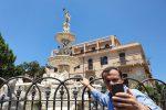 Fontana di Orione a Messina nel degrado, sopralluogo del sindaco De Luca