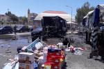 Esplosione in un mercatino a Gela, 20 feriti: quattro sono gravi