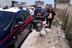 L'esplosione di Gela, scena da guerra al mercato di via Madonna del Rosario - Foto