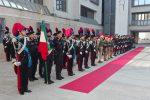 """Festa dei carabinieri a Catanzaro, il comandante Paticchio: """"Per i banditi la ricreazione è finita"""""""
