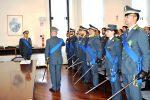 Fondazione della guardia di finanza, commemorazione a Cosenza - Foto