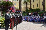 Anniversario della fondazione dei carabinieri, a Messina istituzioni e scuole per la cerimonia - Foto