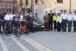 In bici da Milano a Barcellona Pozzo di Gotto per ricordare un finanziere scomparso - Video