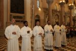 Gioia nella chiesa di Messina, arrivano 6 nuovi sacerdoti: il rito di ordinazione - Foto