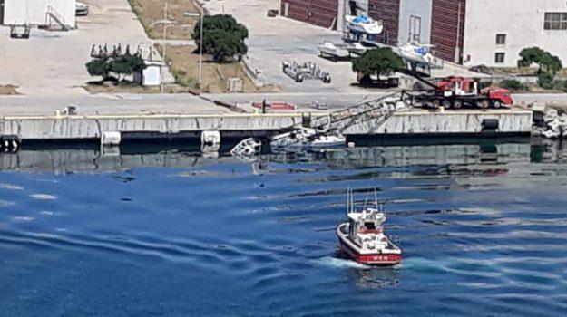 incidente mortale, porto di gioia tauro, Reggio, Calabria, Cronaca