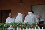 Orrore a Cisterna di Latina, donna decapitata davanti alla figlia. Il marito confessa