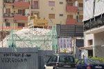 Messina, edificio storico demolito in zona largo Avignone: è polemica