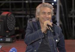 """Ligabue pronto a tornare live: """"Niente è più divertente che fare un concerto"""" Lo """"Start Tour 2019"""" al via da Bari il 14 giugno - CorriereTV"""