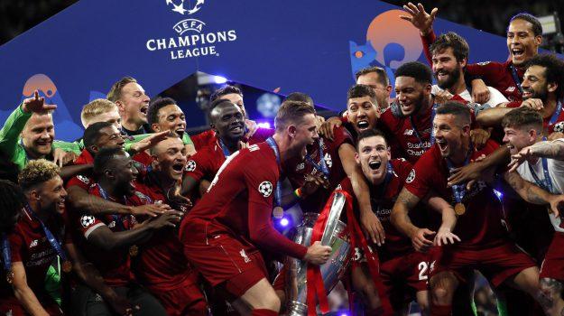 champions league, Liverpool Tottenham, Sicilia, Sport