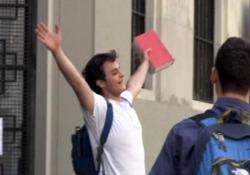 Maturità al Classico: «La versione di Tacito ha creato il panico» Gli studenti del Parini di Milano dopo la seconda prova scritta - CorriereTV