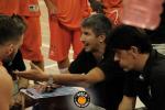 Viola Reggio, il Comune spera nella B e coach Mecacci si congeda