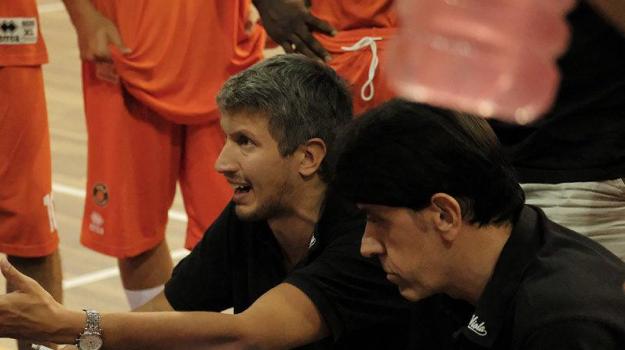basket, viola reggio calabria, Matteo Mecacci, Reggio, Calabria, Sport