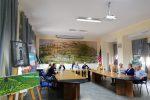 I colori di Monterosso Calabro nei dipinti dell'artista Kitt Shaffer
