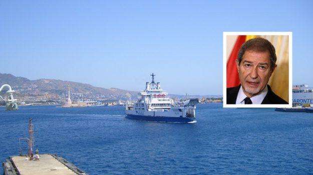 autorità portuale dello stretto, Mario Paolo Mega, Nello Musumeci, Sicilia, Politica