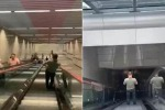 Nella metropolitana più profonda della Cina (si scende per sei piani sotto terra)