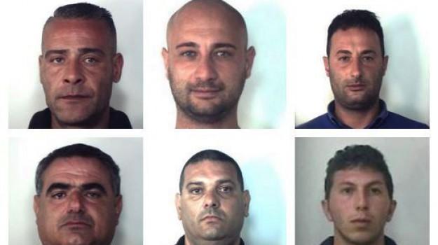 L'omicidio del boss di Gallico Giuseppe Canale, inflitte nove condanne: sette gli ergastoli - Nomi e foto