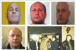 'Ndrangheta a Lamezia, chiesti 5 ergastoli per l'omicidio Izzo-Molinaro - Nomi e foto