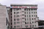 Palermo, paziente Covid si suicida lanciandosi dalla finestra dell'ospedale Cervello