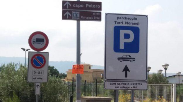 parcheggio torri morandi, torre faro, Messina, Sicilia, Cronaca