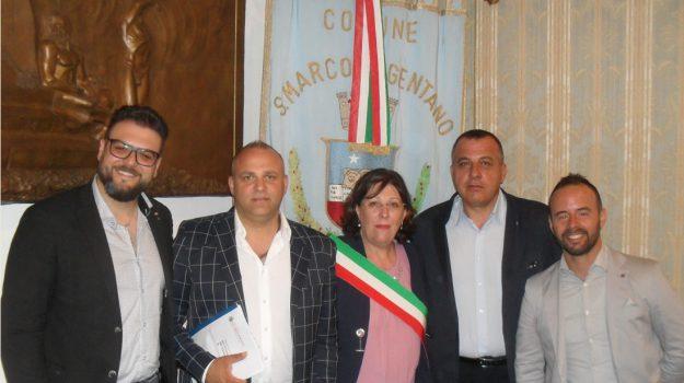 elezioni cosenza, san marco argentano, Antonio Parise, Virginia Mariotti, Cosenza, Calabria, Politica