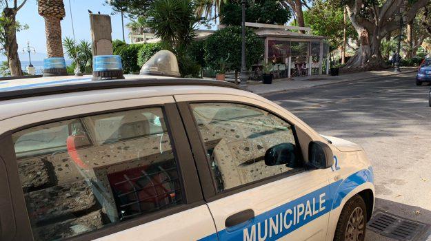 polizia municipale, reggio, Reggio, Calabria, Cronaca