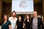 La cinquina del Premio Strega 2019: Benedetta Cibrario, Marco Missiroli, Claudia Durastanti, Nadia Terranova e Antonio Scurati