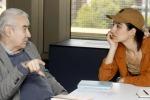 «Questo è il futuro che sognavamo?»Levante dialoga con il filosofo Giulio Giorello