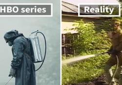 Realtà e fiction a confronto: ecco le vere scene di «Chernobyl» Un fan ha messo a confronto le scene della serie tv con la storia vera - CorriereTV