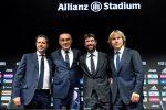"""Juventus, inizia l'era Sarri: """"Felice di essere qui, è il coronamento di una carriera"""""""
