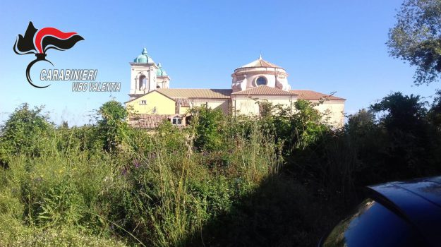 scavi vibo, tombaroli, Catanzaro, Calabria, Cronaca