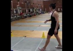 Scherma, allenamento super con il tiro a freccette Come allenare coordinazione e precisione? Utilizzando le freccette - Dalla Rete