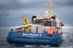 Sea Watch3, nuovo cambio di rotta: vicino a Lampedusa vira verso Malta
