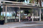 Reggio Calabria, nuovo sequestro per i gazebo sul lungomare - Video