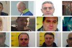 Narcotraffico a Vibo, chieste condanne per oltre due secoli di carcere - Nomi e foto