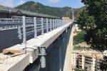 Svincolo Giostra a Messina, ultime prove tecniche prima dell'apertura del viadotto