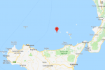 Terremoti, sequenza sismica al largo delle Eolie: 10 scosse fra ieri sera e stanotte