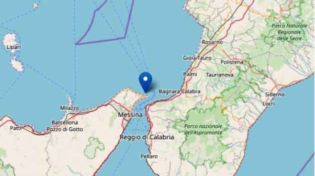 terremoto messina, terremoto stretto, Messina, Sicilia, Cronaca