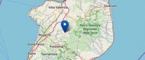 Paura a San Pietro di Caridà per un terremoto di magnitudo 3.4, scosse anche a Rodì Milici